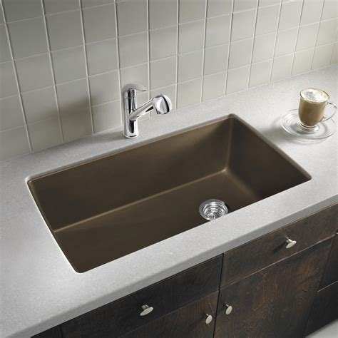 size kitchen sinks what s the right sink size for your kitchen abode 3606