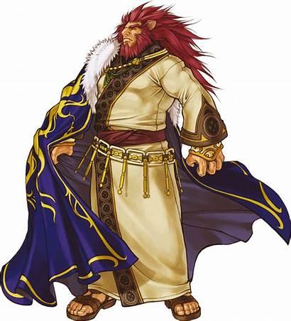 Emblem Fire Caineghis Beast Radiance Path Laguz