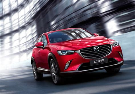 Mazda Cx3 Backgrounds by A Brilliant Car In Its Element Mazda Cx 3 Driven