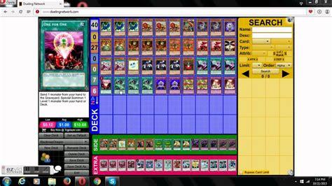 cyber deck list 2015 black deck profile