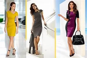 rentree les nouvelles robes de travail collection With robe pour travail