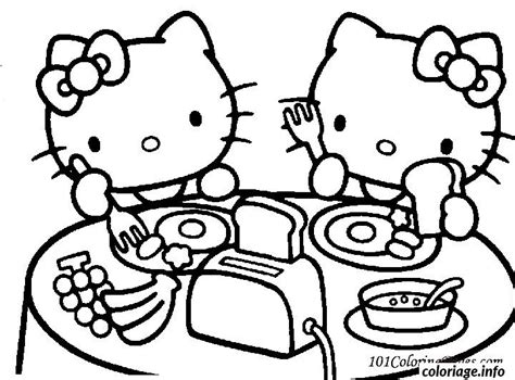 jeux de cuisine de gratuit nouveaux coloriage dessin hello 226 dessin