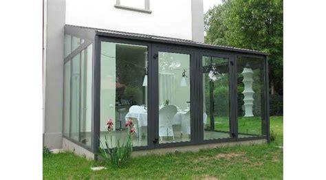 veranda in alluminio e vetro fam comalluminio verande bowindow