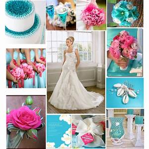 pink n blue wedding mosaic polyvore With pink and blue wedding ideas