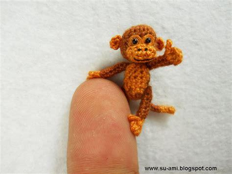 Amazing Miniature Crochet Animals