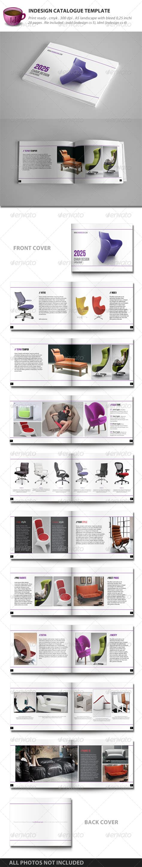 indesign catalog indesign catalogue template graphicriver