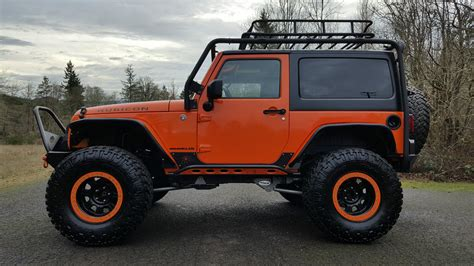 jeep wrangler rubicon lifted  sale