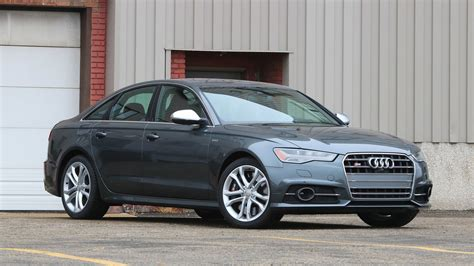Audi S6 Review by 2017 Audi S6 Review Devour Freeways Without Breaking A Sweat
