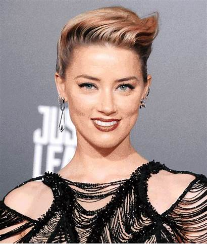 Amber Heard Justice League Premiere French Updo