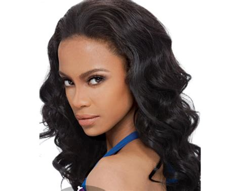 30 Lovely Black Weave Hairstyles