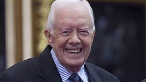 Former President Jimmy Carter Stops To Shake Every Passenger39s Hand Aboard A Flight
