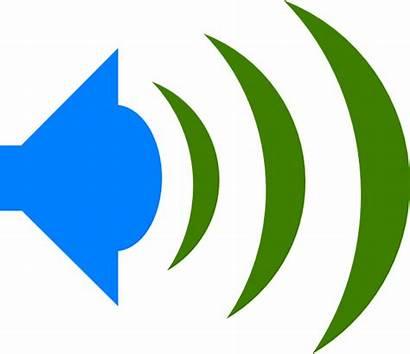 Sound Clipart Clip Cliparts Noise Sounds Booth