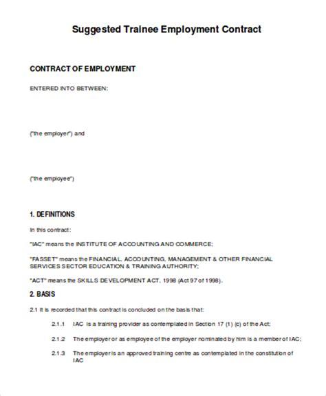 training contract templates word google docs apple