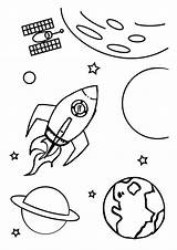 Galaxy Coloring Spaceship Pages Printable Milky Way Print Boboboi Template Drawings 849px 79kb Sketch sketch template