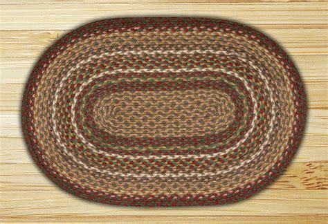 ivory jute rug oval burgundy and ivory jute braided earth rug 174