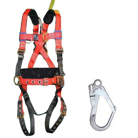 Werner Upgear Aerial Kit With Basewear Std Harness And 6