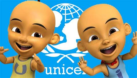 Upin And Ipin Star In Unicef's Video Project