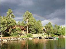 ON THE LAKE! Pinetop VRBO
