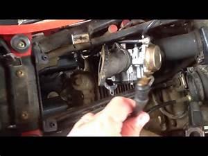 2000 Arctic Cat 300 4x4 Carb Upgrade
