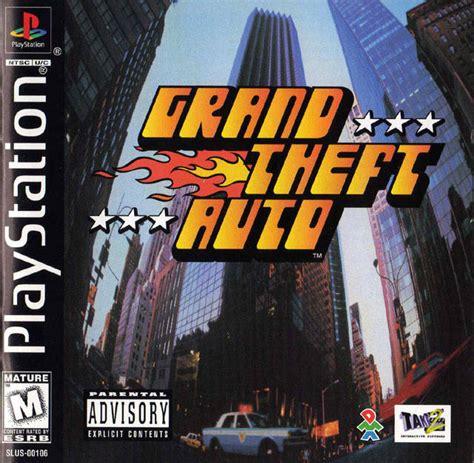 Grand Theft Auto [ntscu] Iso
