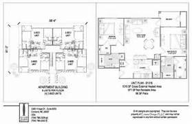 Apartment Building Plans 12 Units   Gallery