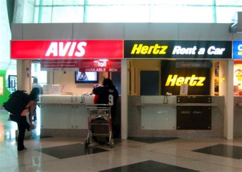 Collecting Your Car Hire From Porto Airport