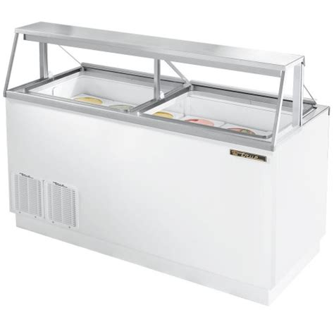 true tdc 67 ice cream freezer dipping cabinet