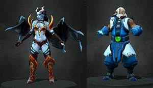 Arcana Showdown Queen Of Pain Or God Of Thunder