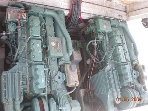 volvo tamd 41 b 200hp diesel 200hp saltwater fishing forums