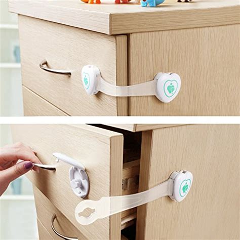 no drill baby cabinet locks baby mate premium 12 pcs adjustable latches for baby