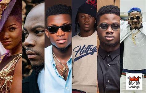 Top 10 Popular Songs In Ghana
