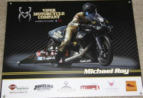 2012 Michael Ray Viper Motorcycle Co. Buell Pro Stock