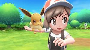 Pokemon Let39s Go Pikachu And Let39s Go Eevee Announced
