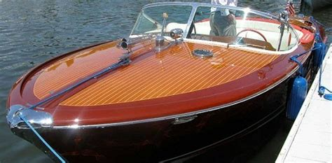 Riva Boats Wood by Wood