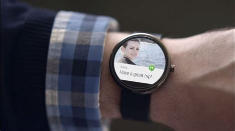 android wear a new platform for smart watches and wearable