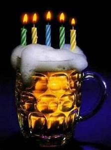Birthday beer   Graphics & Clip Art   Pinterest ...