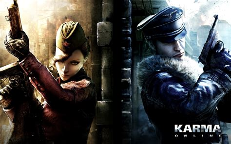 karma  game wallpapers hd wallpapers id