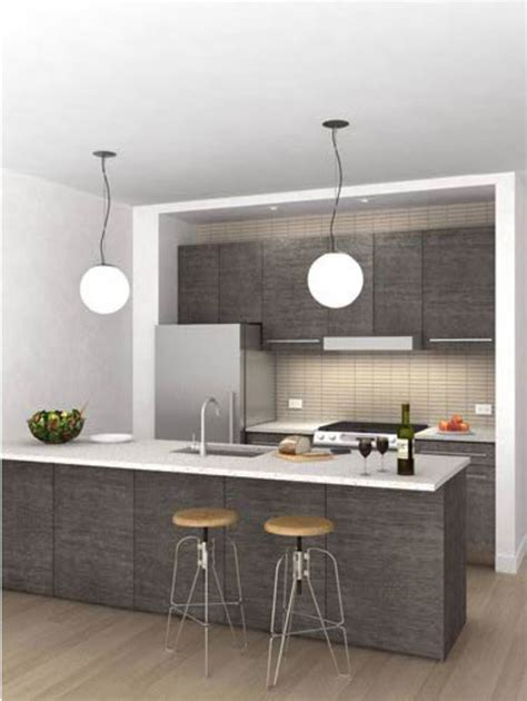 small modern kitchen interior design condominium exterior and interior design by front studio