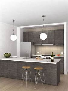 entry small kitchen interior design decoseecom With interior design in small kitchen