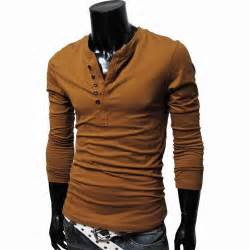 designer hoodies korean style 2013 designer henley neck brand t shirts shirts sleeve t shirt clothes
