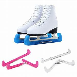 ICE FIGURE HOCKEY SKATE BLADE PROTECTOR GUARDS ONE SIZE ...