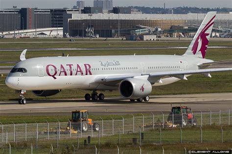 Qatar Airways Airbus A350-941 cn 006 F-WZFA // A7-ALA   Flickr