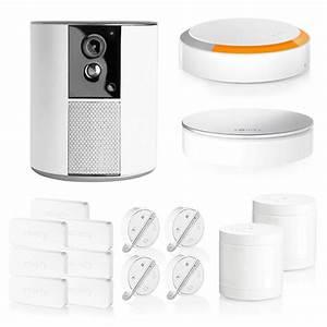 Pack Alarme Somfy : pack alarme sans fil somfy one plus pour grande maison ~ Melissatoandfro.com Idées de Décoration