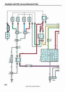 Diagram  1986 Toyota Headlight Wiring Diagram Schematic