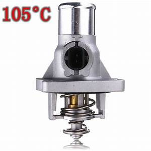 Engine Coolant Thermostat Assembly For Chevrolet Aveo