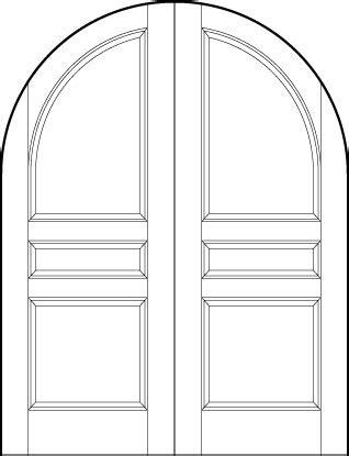 Interior Doors - Paint Grade MDF - Door Model: ts3180