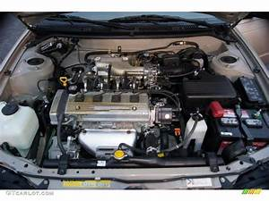 1997 Toyota Corolla Ce Engine Photos