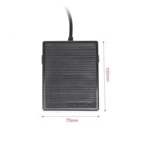Professional TB200 Sustain Pedal Universal Foot Switch ...