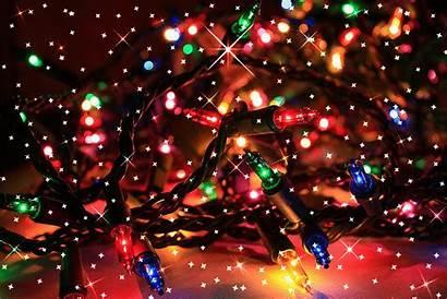 Lights Pretty Xmas Displays Fairy Holiday