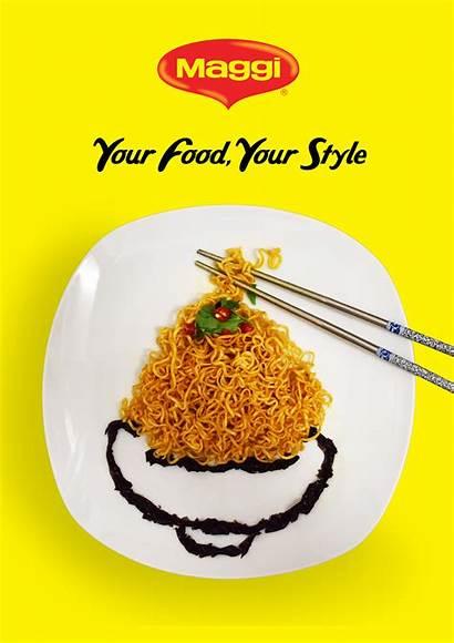 Maggi Ad Campaign Noodles Ads